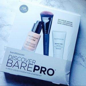 BAREMINERALS Discover barePro 3 Pc Foundation Kit